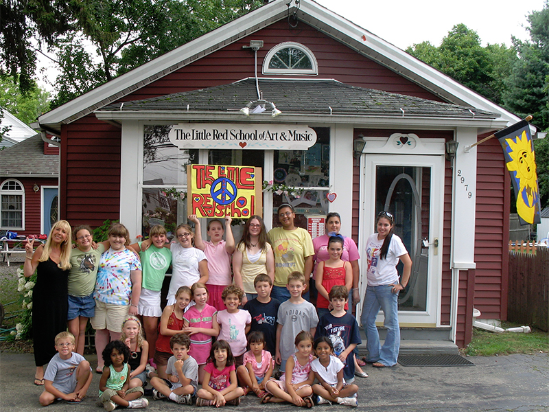 Stratford ct summer camp for kids of all ages music for Painting classes ct