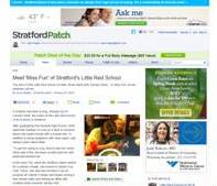 stratford patch