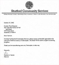 stratford community services